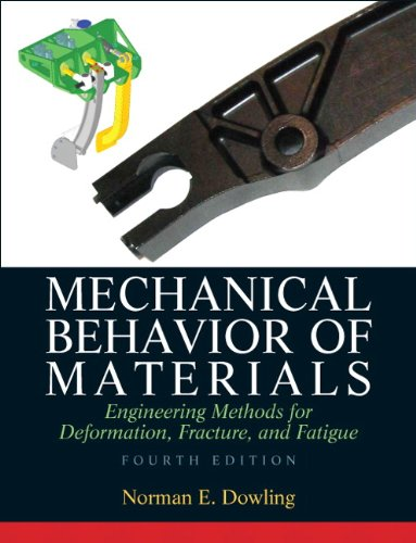 Mechanical Behavior of Materials  4th 2013 (Revised) edition cover