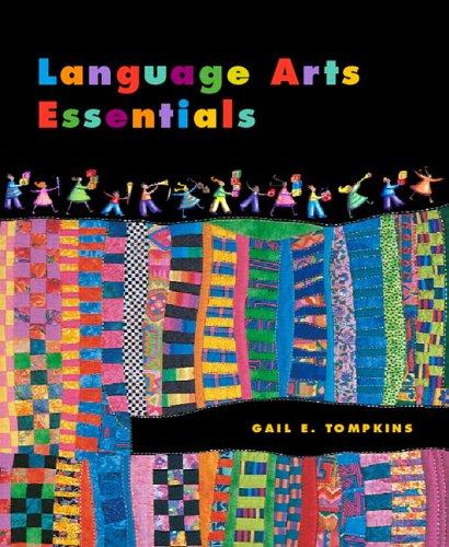 Language Arts Essentials   2006 edition cover