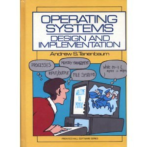 Operating Systems Design and Implementation  1987 9780136374060 Front Cover