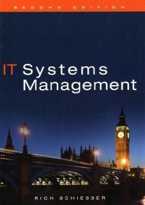 IT Systems Management  2nd 2010 edition cover