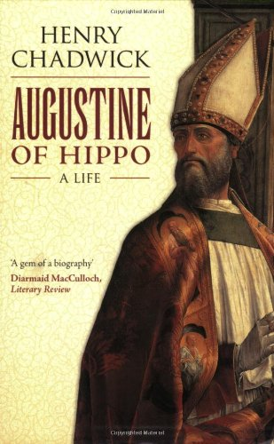 Augustine of Hippo A Life  2010 edition cover