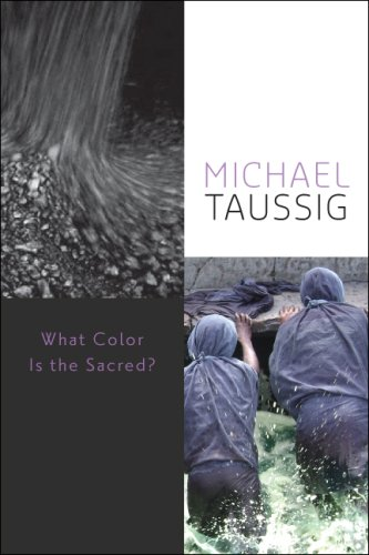 What Color Is the Sacred?   2009 edition cover