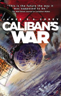 Caliban's War   2012 9780316129060 Front Cover
