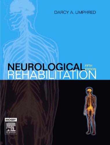 Neurological Rehabilitation  5th 2007 (Revised) edition cover