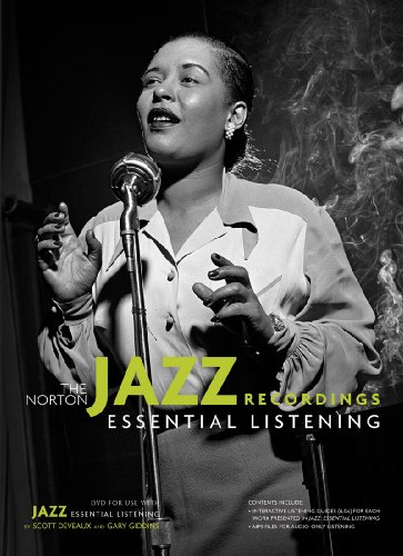 Norton Jazz Recordings DVD for Use with Jazz: Essential Listening N/A edition cover