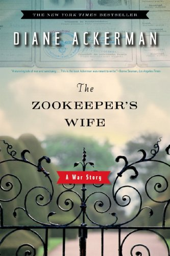 Zookeeper's Wife A War Story  2008 edition cover