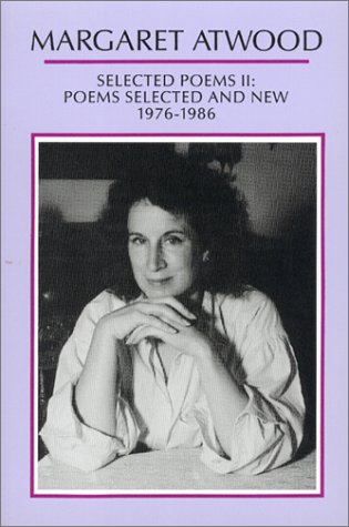 Selected Poems II 1976 - 1986  1987 edition cover