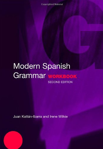 Modern Spanish Grammar  2nd 2003 (Revised) edition cover