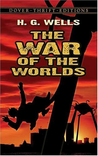 War of the Worlds  Reprint  edition cover