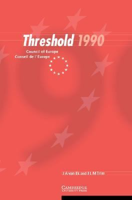 Threshold 1990   1997 9780521567060 Front Cover