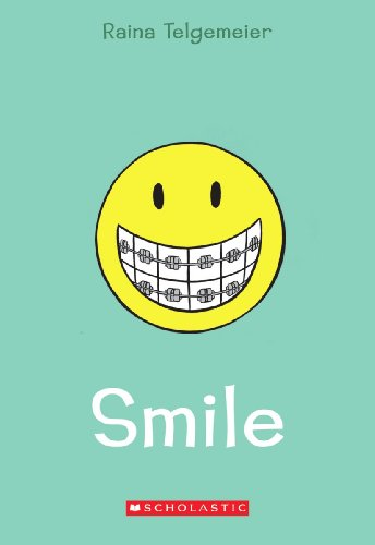 Smile   2010 9780545132060 Front Cover