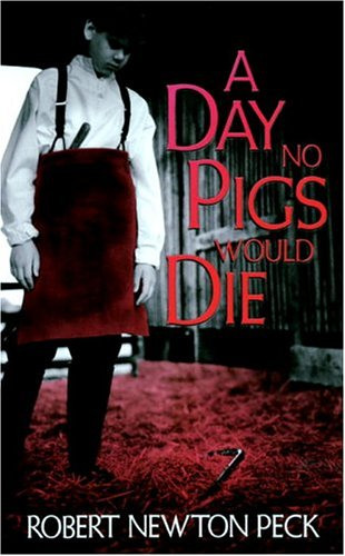 Day No Pigs Would Die   1972 edition cover