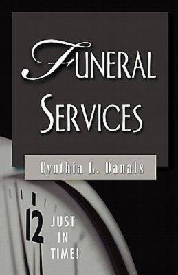 Funeral Services   2006 9780687335060 Front Cover