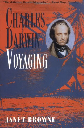 Charles Darwin Voyaging  1996 9780691026060 Front Cover
