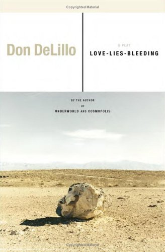 Love-Lies-Bleeding A Play  2006 9780743273060 Front Cover