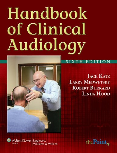 Handbook of Clinical Audiology  6th 2009 (Revised) edition cover