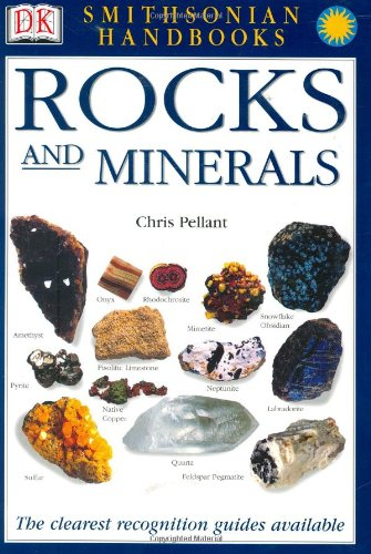 Handbooks: Rocks and Minerals The Clearest Recognition Guide Available  2002 9780789491060 Front Cover