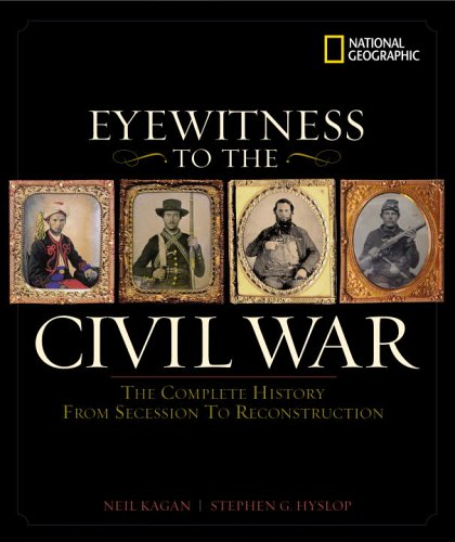 Eyewitness to the Civil War   2006 edition cover