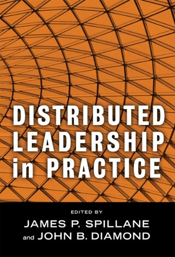 Distributed Leadership in Practice   2007 edition cover