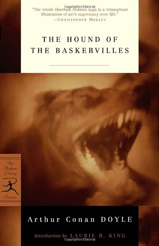 Hound of the Baskervilles   2002 edition cover