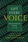 Lift Every Voice African American Oratory, 1787-1900  1998 (Revised) edition cover