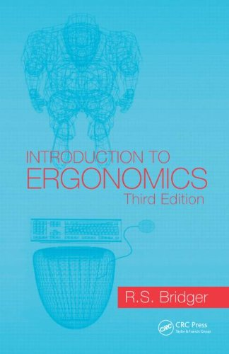 Introduction to Ergonomics  3rd 2008 (Revised) edition cover