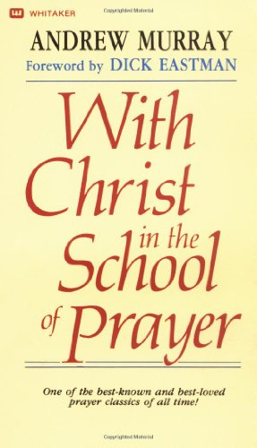 With Christ in the School of Prayer  1981 edition cover