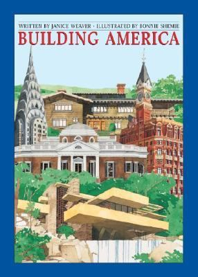 Building America   2002 9780887766060 Front Cover