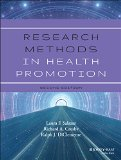 Research Methods in Health Promotion  2nd 2015 edition cover