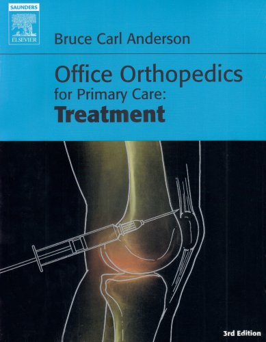 Office Orthopedics for Primary Care Treatment 3rd 2006 (Revised) edition cover