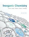 Inorganic Chemistry:   2014 edition cover