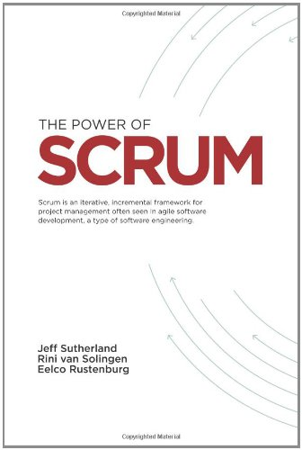 Power of Scrum   2011 edition cover