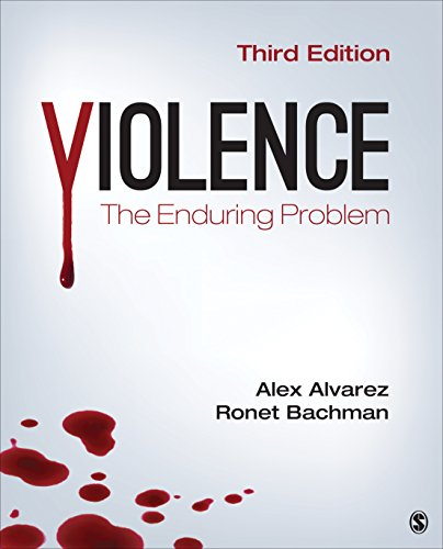 Violence The Enduring Problem 3rd 2017 9781506349060 Front Cover