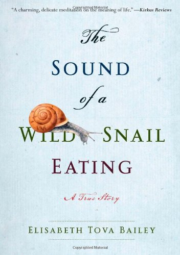 Sound of a Wild Snail Eating   2010 edition cover