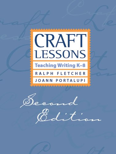 Craft Lessons Second Edition  2nd 2007 (Revised) edition cover
