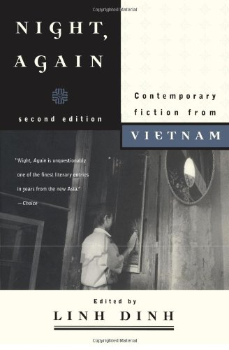 Night, Again Contemporary Fiction from Vietnam 2nd 2006 edition cover