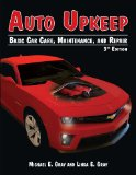 Auto Upkeep Basic Car Care, Maintenance, and Repair 3rd edition cover