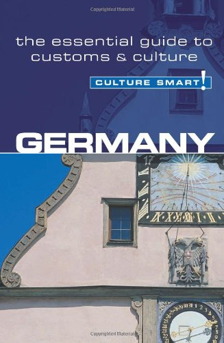 Germany - Culture Smart! The Essential Guide to Customs and Culture  2003 edition cover
