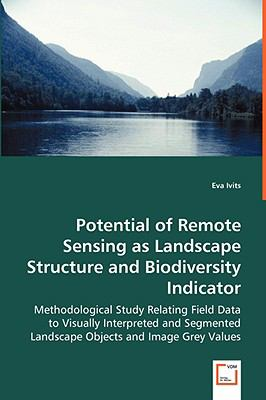 Potential of Remote Sensing As Landscape Structure and Biodiversity Indicator:   2008 edition cover