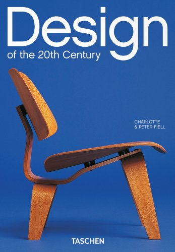 Design of the 20th Century   2012 edition cover