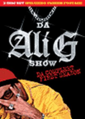 Da Ali G Show - The Complete First Season System.Collections.Generic.List`1[System.String] artwork