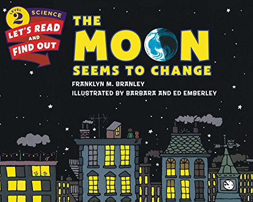 Moon Seems to Change   2015 9780062382061 Front Cover