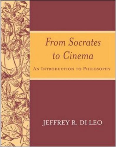From Socrates to Cinema An Introduction to Philosophy  2007 edition cover