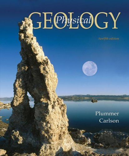 Physical Geology  12th 2008 edition cover