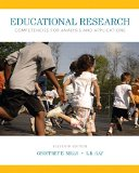Educational Research Competencies for Analysis and Applications, Enhanced Pearson EText -- Access Card 11th 2016 edition cover