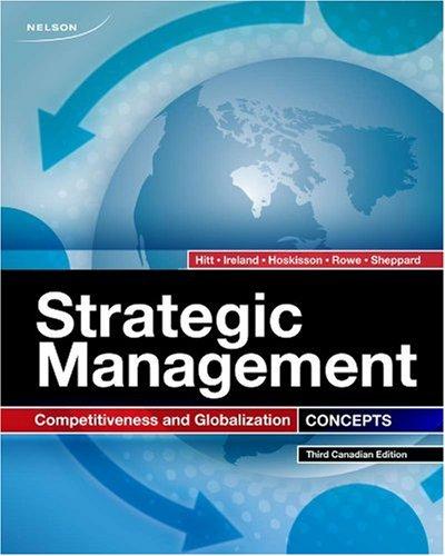 manajemen stratejik