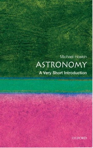 History of Astronomy A Very Short Introduction  2003 edition cover