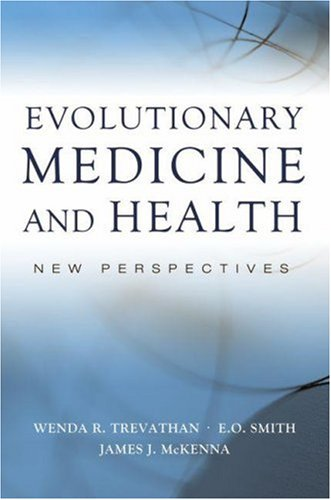Evolutionary Medicine and Health New Perspectives  2008 edition cover