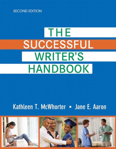 Successful Writer's Handbook  2nd 2012 (Revised) edition cover