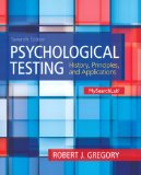 Psychological Testing History, Principles and Applications Plus MySearchLab with EText -- Access Card Package 7th 2014 edition cover